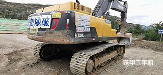 天水沃爾沃EC300DL挖掘機實拍圖片
