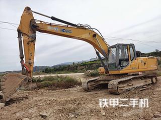 二手徐工 XE260 挖掘机转让出售