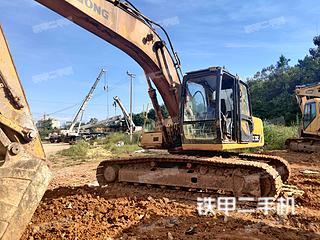 二手柳工 CLG225C 挖掘机转让出售