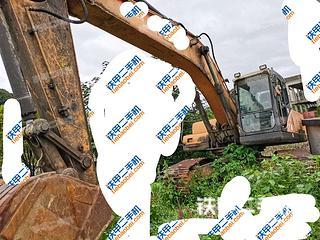 安顺三一重工SY265C挖掘机实拍图片