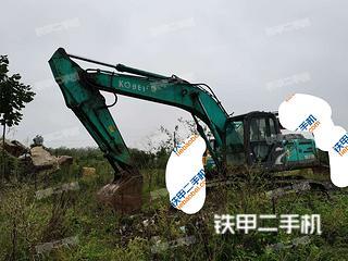 安顺神钢SK210LC-8挖掘机实拍图片