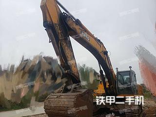 驻马店加藤HD1638R挖掘机实拍图片