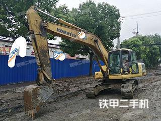 江苏-苏州市二手小松PC200-7挖掘机实拍照片
