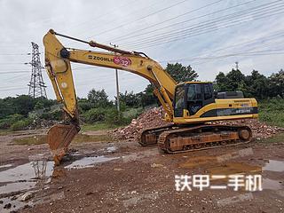 中联重科ZE360E挖掘机实拍图片