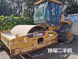 陕西-西安市二手徐工XS263J压路机实拍照片