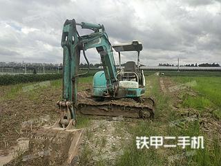 佛山洋马Vio40-2挖掘机实拍图片