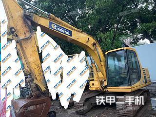 广东-广州市二手小松PC120-6挖掘机实拍照片
