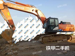 日立ZX360H-5A挖掘机实拍图片