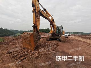 二手现代 R455LC-7 挖掘机转让出售