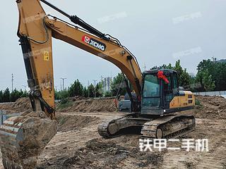 二手徐工 XE215DA 挖掘机转让出售