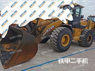 防城港柳工CLG850H装载机实拍图片