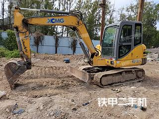 二手徐工 XE65CA 挖掘机转让出售