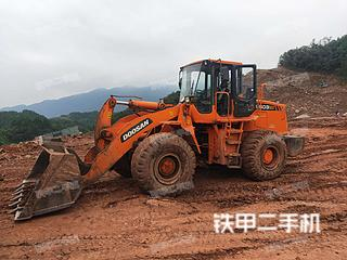二手斗山 DL503 装载机转让出售