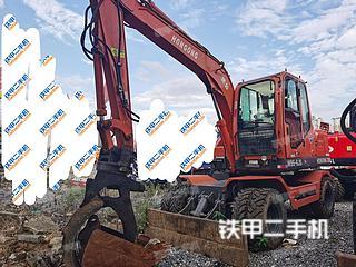 富亿W90-5JS挖掘机实拍图片
