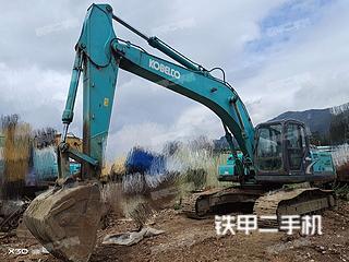 昆明神钢SK260LC-8挖掘机实拍图片