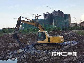 广东-韶关市二手小松PC200-6挖掘机实拍照片