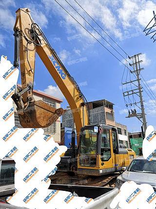 徐工XE200D挖掘机实拍图片