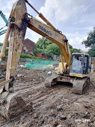 二手小松 PC200-6E 挖掘机转让出售