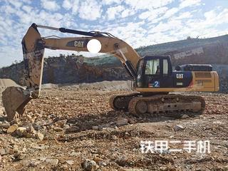 卡特彼勒336D2液压挖掘机实拍图片