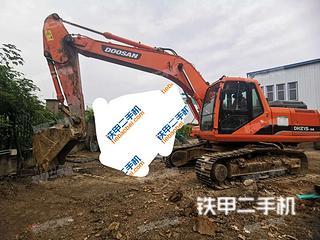 合肥斗山DH215-9E挖掘机实拍图片