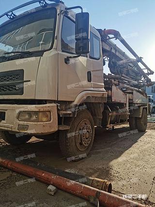二手鲁兴大力 ZB11158BJB 泵车转让出售