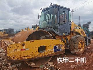 云南-昆明市二手徐工XSM222压路机实拍照片