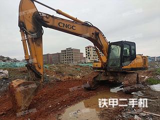 湖南-邵阳市二手江麓机电CN225LC挖掘机实拍照片