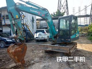 二手山河智能 SWE60E 挖掘机转让出售