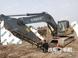 二手沃尔沃 EC300DL 挖掘机转让出售