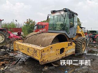 安徽-阜阳市二手徐工XS222J压路机实拍照片