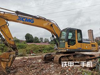 徐工XE200DA挖掘机实拍图片