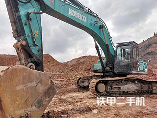 二手神钢 SK380D-8 挖掘机转让出售