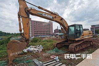 凯斯CX300B挖掘机实拍图片