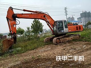 二手日立 ZX350 挖掘机转让出售