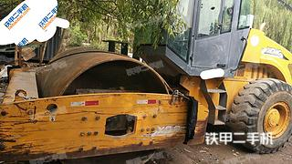 河北-邯郸市二手徐工XS222J压路机实拍照片