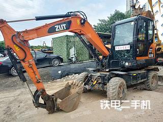 二手卓特 ZT60W 挖掘机转让出售