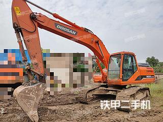 合肥斗山DH220LC-9E挖掘机实拍图片