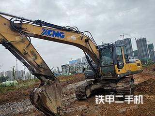 徐工XE200DC挖掘机实拍图片