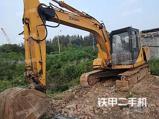 二手厦工 XG815LC 挖掘机转让出售