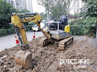 威克诺森EZ17CN挖掘机实拍图片
