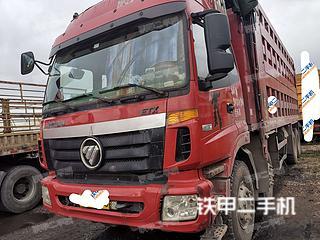 昆明东风6X2工程自卸车实拍图片