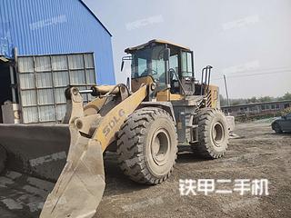唐山山東臨工LG953裝載機實拍圖片
