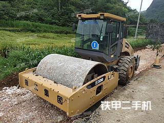 广西-河池市二手徐工XS223J压路机实拍照片