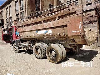 昆明陕汽重卡6X4工程自卸车实拍图片