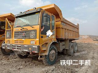 昆明临工集团MT86H非公路自卸车实拍图片
