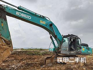 神钢SK460-8挖掘机实拍图片