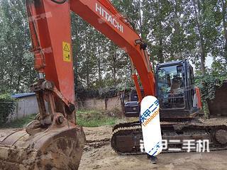 北京日立ZX170LC-5A挖掘機實拍圖片