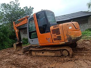 二手日立挖掘机左后45实拍图164