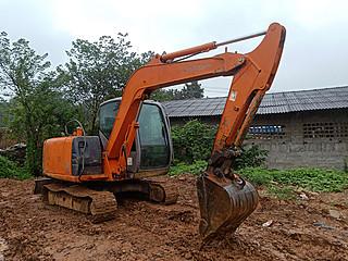二手日立挖掘机右前45实拍图162