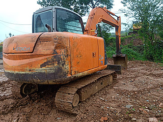 二手日立挖掘机右后45实拍图163